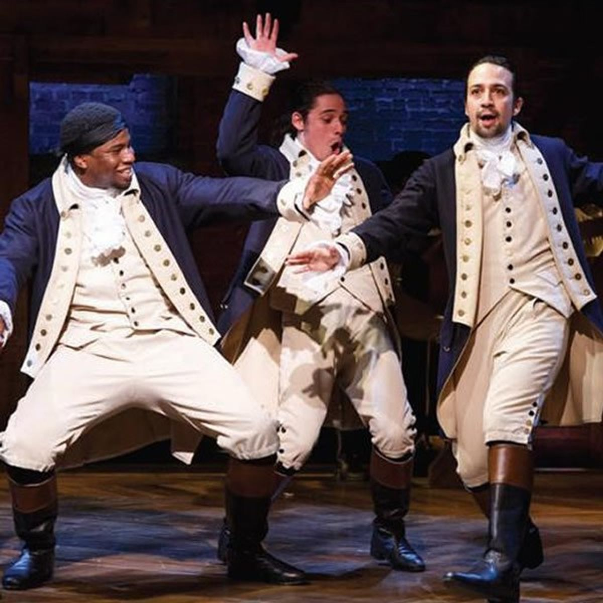 How 'Hamilton' Made Me A Better Person
