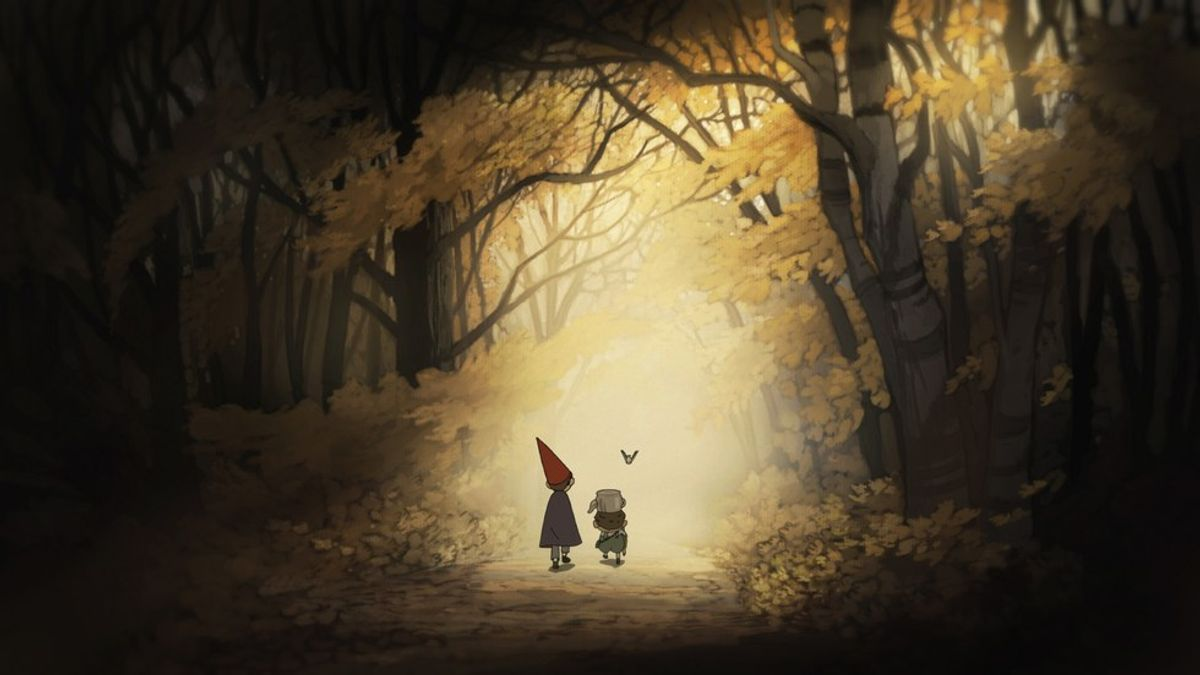 """5 Reason Why You Should Watch """"Over The Garden Wall"""""""