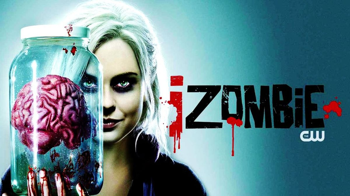 Why You NEED To Watch 'iZombie'
