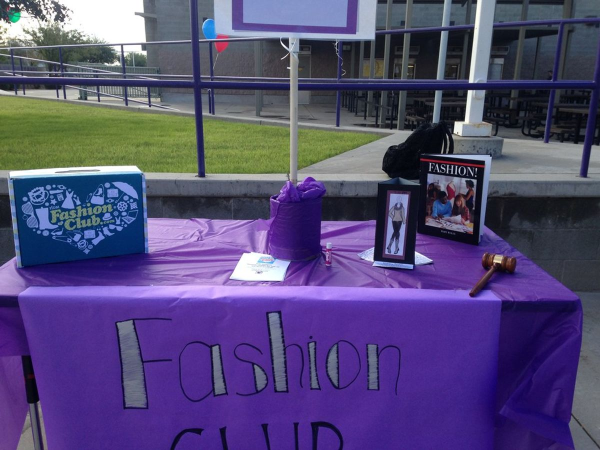 Tips For Having A Successful Fashion Club