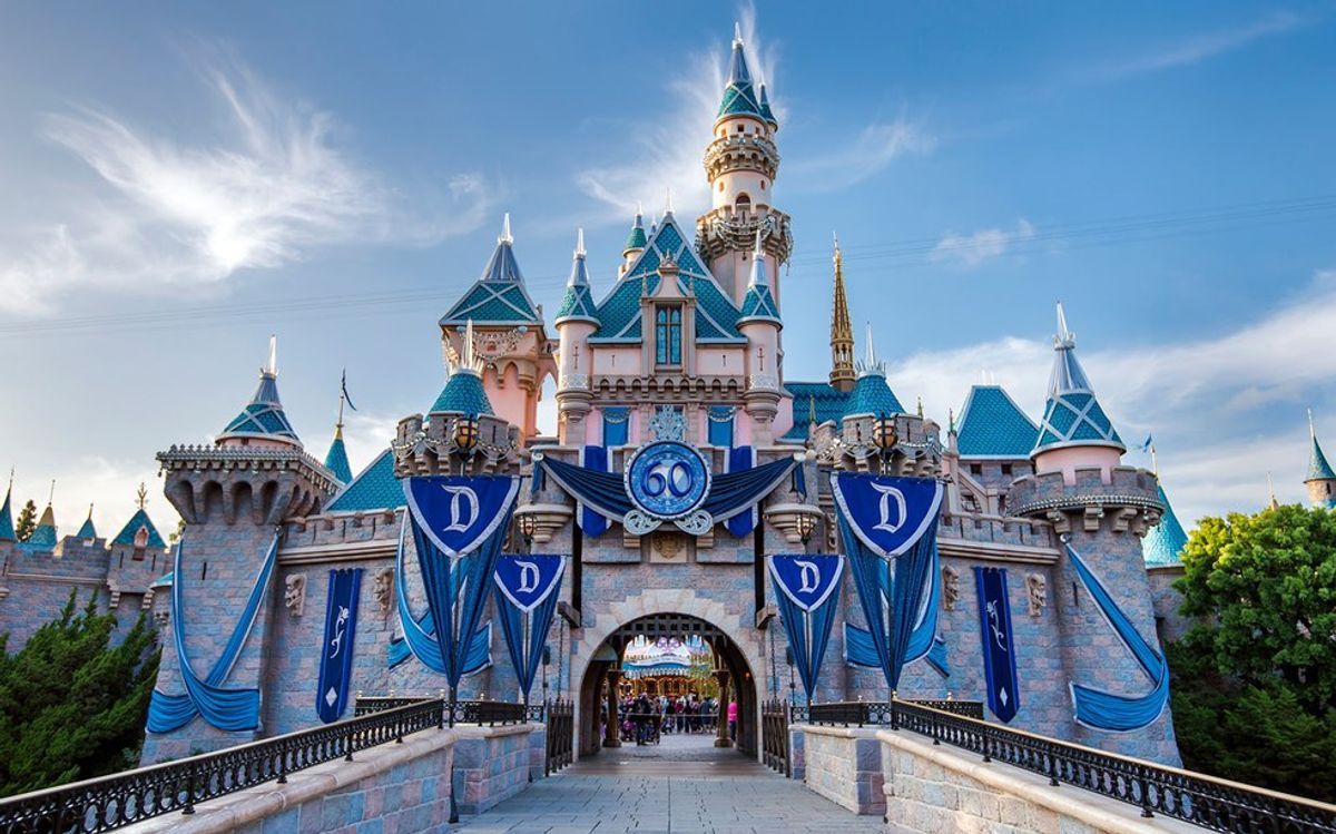 Disneyland: The First Theme Park