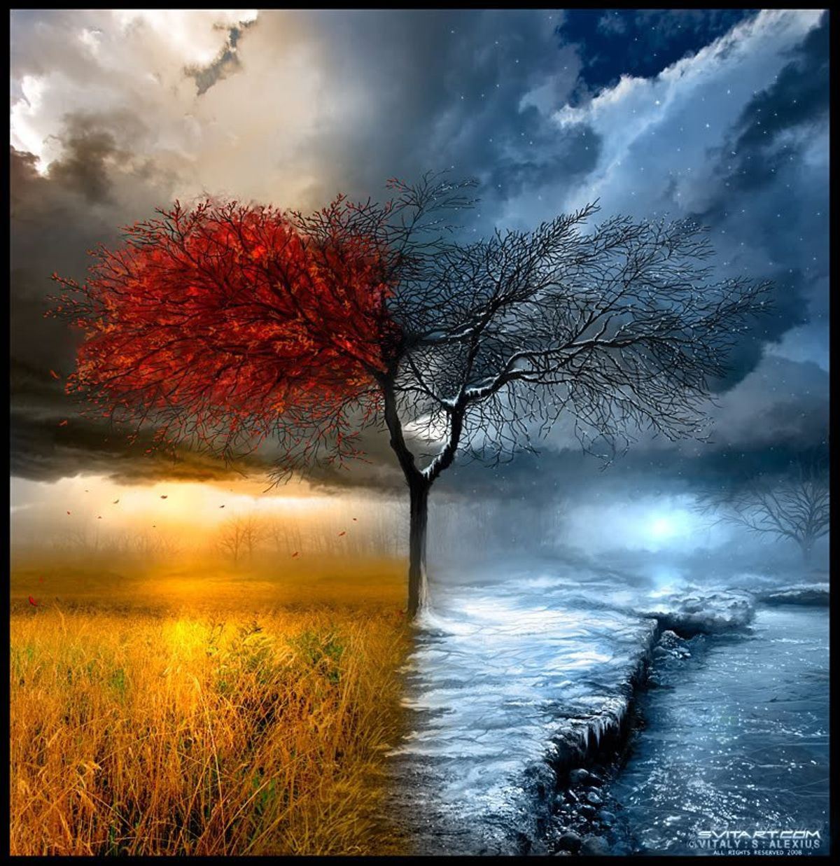 Let The Seasons Change