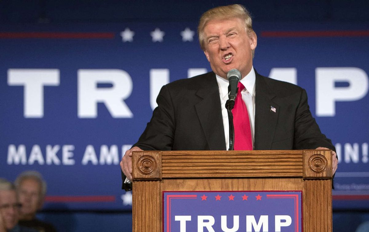 Why Donald Trump Is An Embarassment To Our Nation
