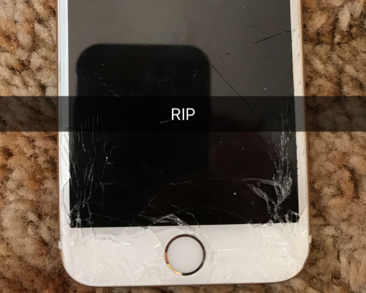 How I Survived 6 Days Without a Phone