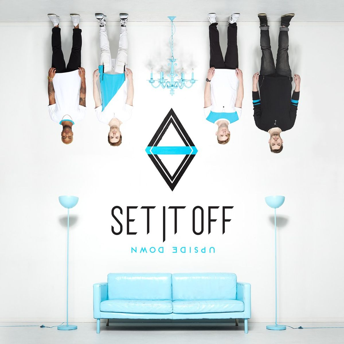 """Review: Set It Off's """"Upside Down"""""""