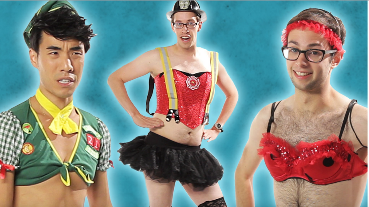 12 Halloween Costumes That Won't Give Your Dad A Heart Attack