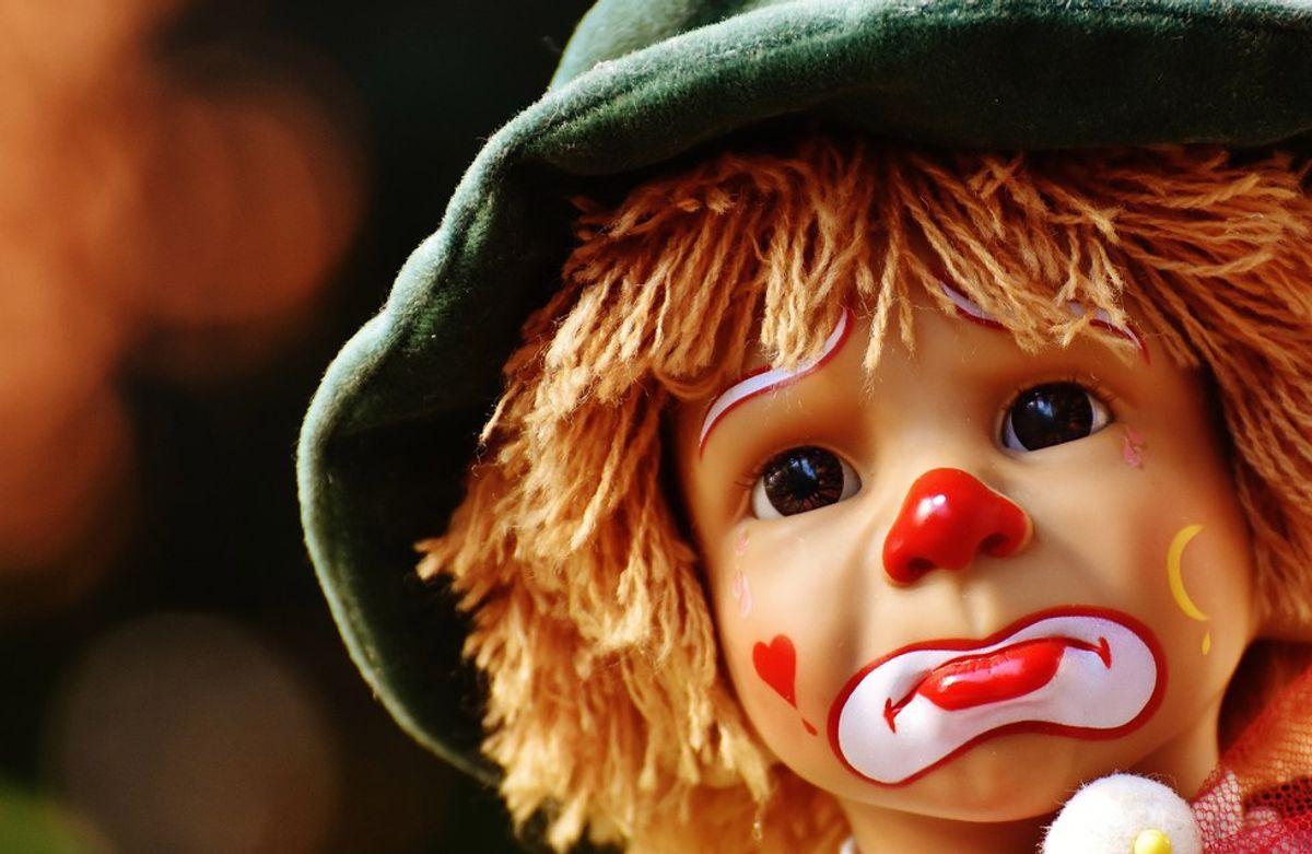 Quit Clownin' Around