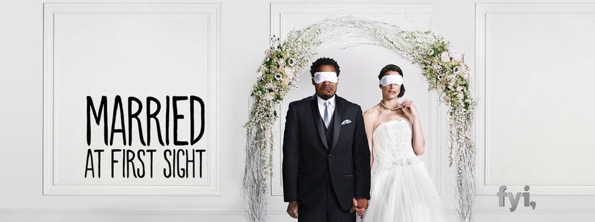 Why I Watch 'Married At First Sight'