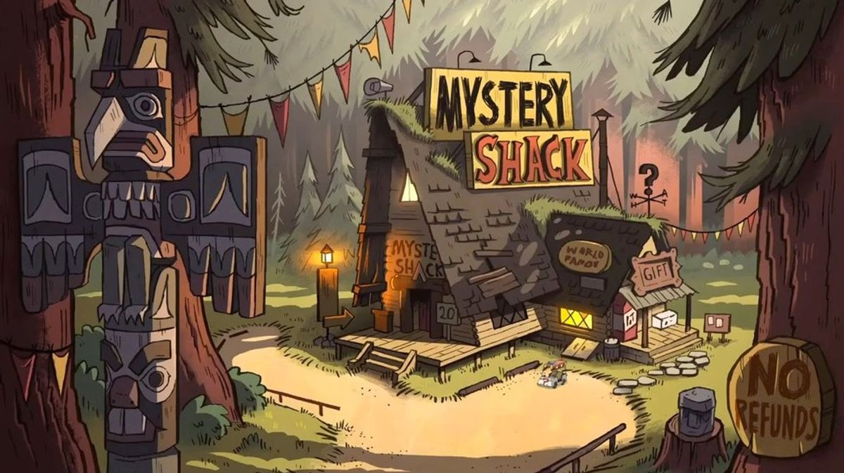 """Why """"Gravity Falls"""" Needs To Be The Next Show You Watch"""