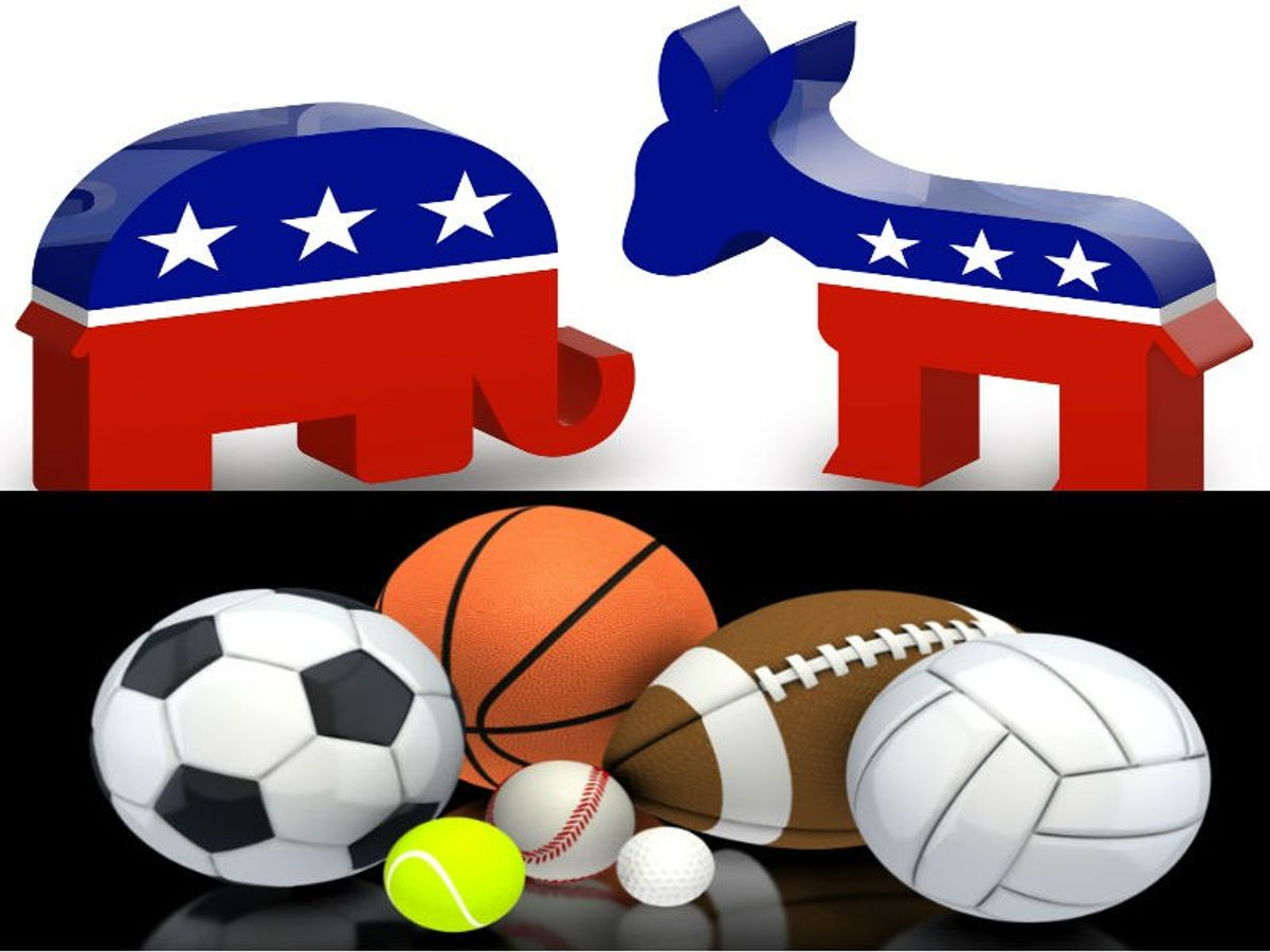 Why Sports And Politics Should Never Mix
