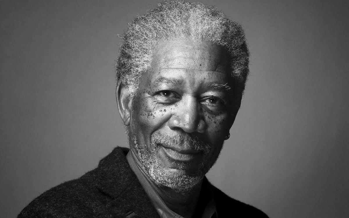 10 Reasons Why Morgan Freeman Should Be President