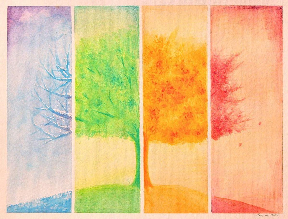 Seasons Change: A Poem