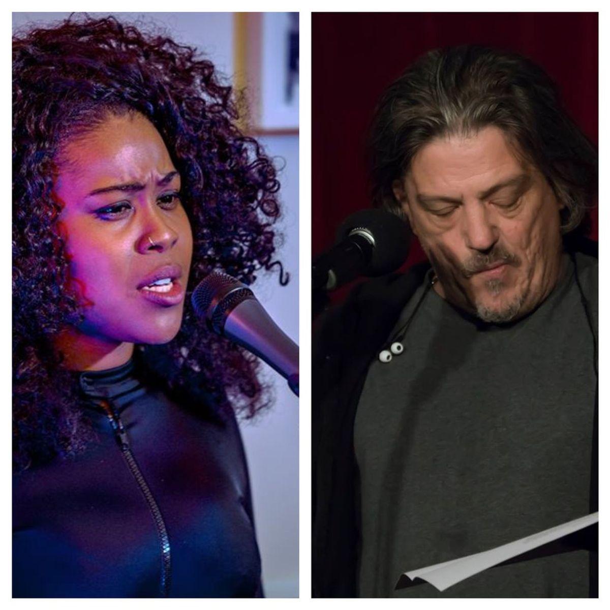 Poets Of The Week: Ryk McIntyre And Siaara Freeman