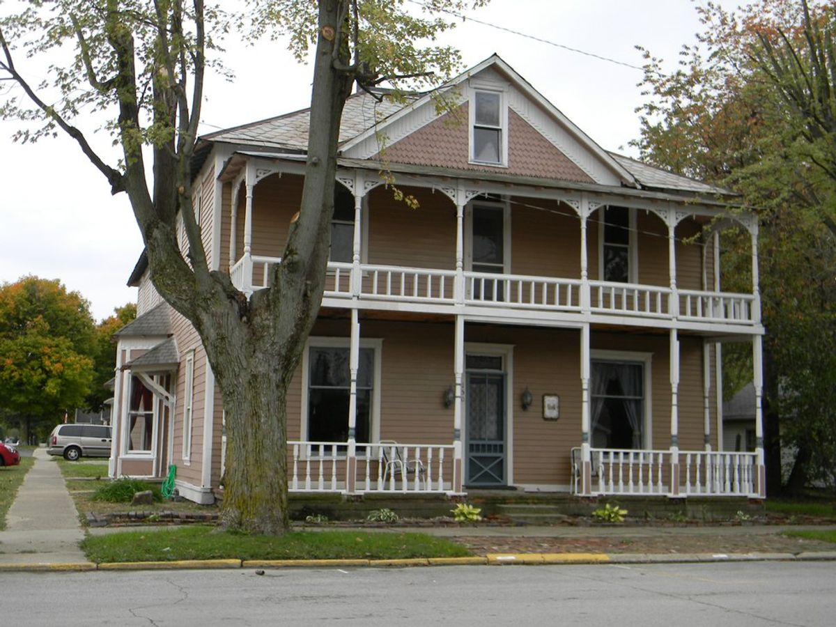 8 of the Most Haunted Places in Indiana