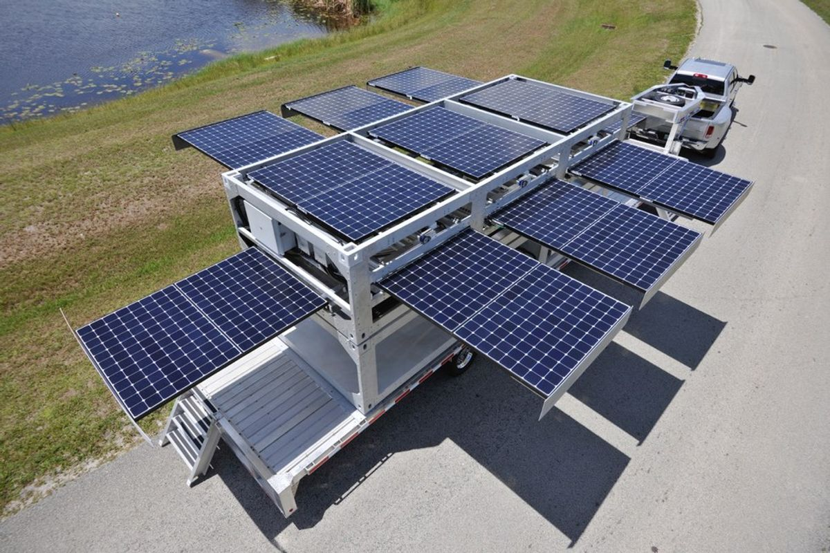 Power Up: Bringing Energy To Cities Across The Globe