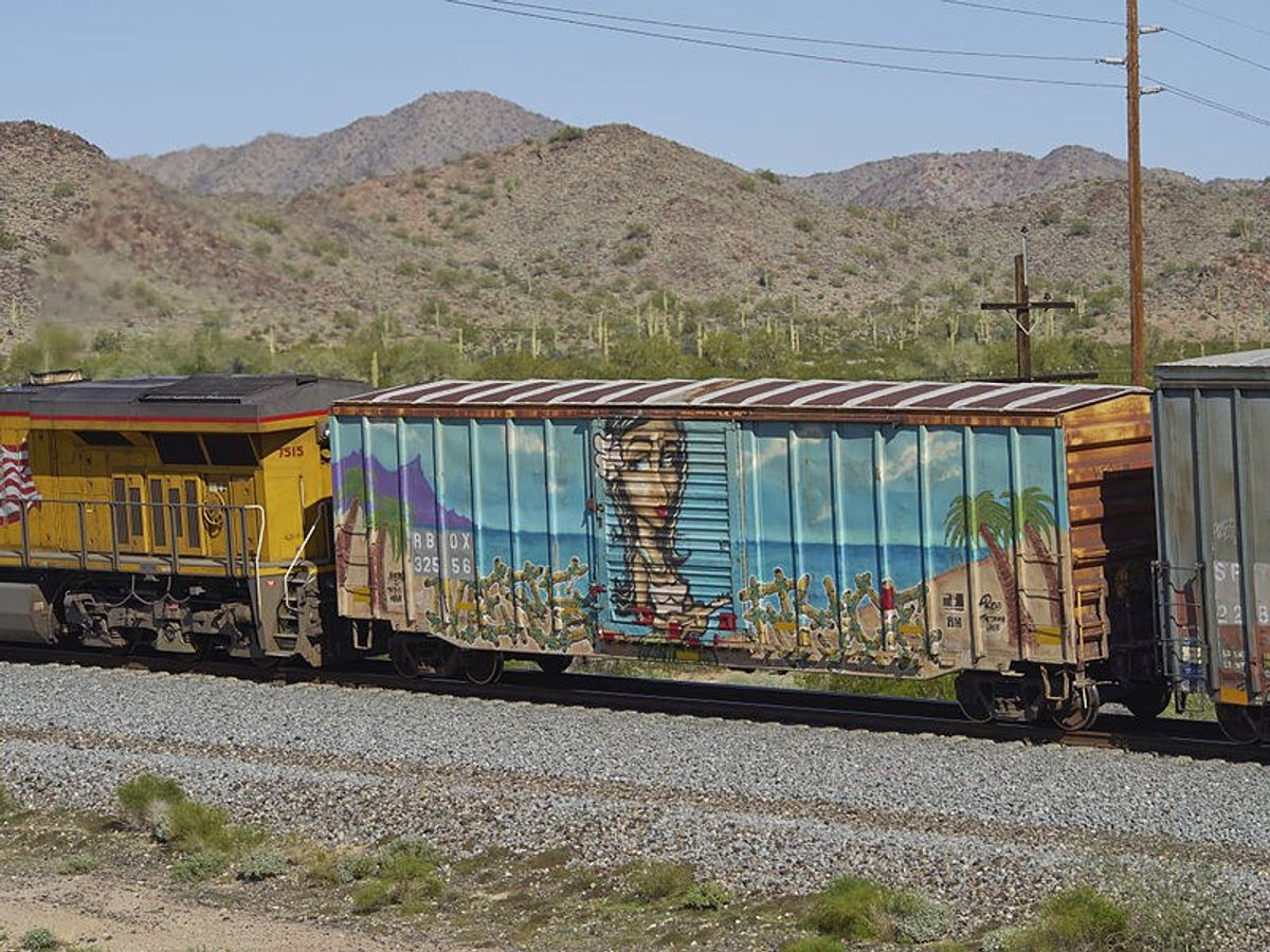 The Tattooed Boxcar