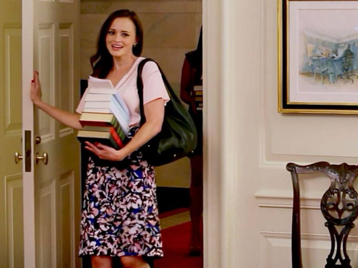 The Official Rory Gilmore Reading List