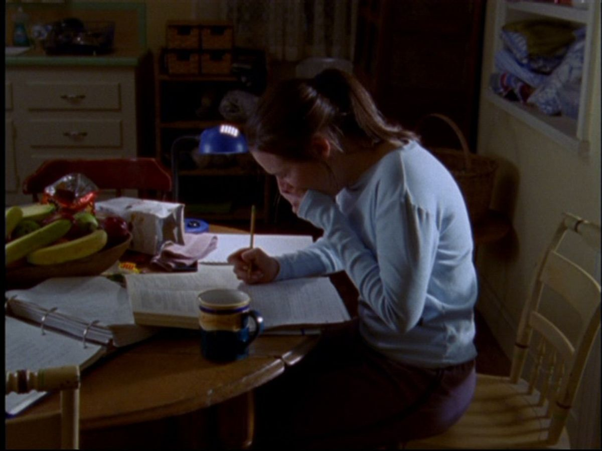 12 Reasons Rory Gilmore Is The Perfect GRE Role Model