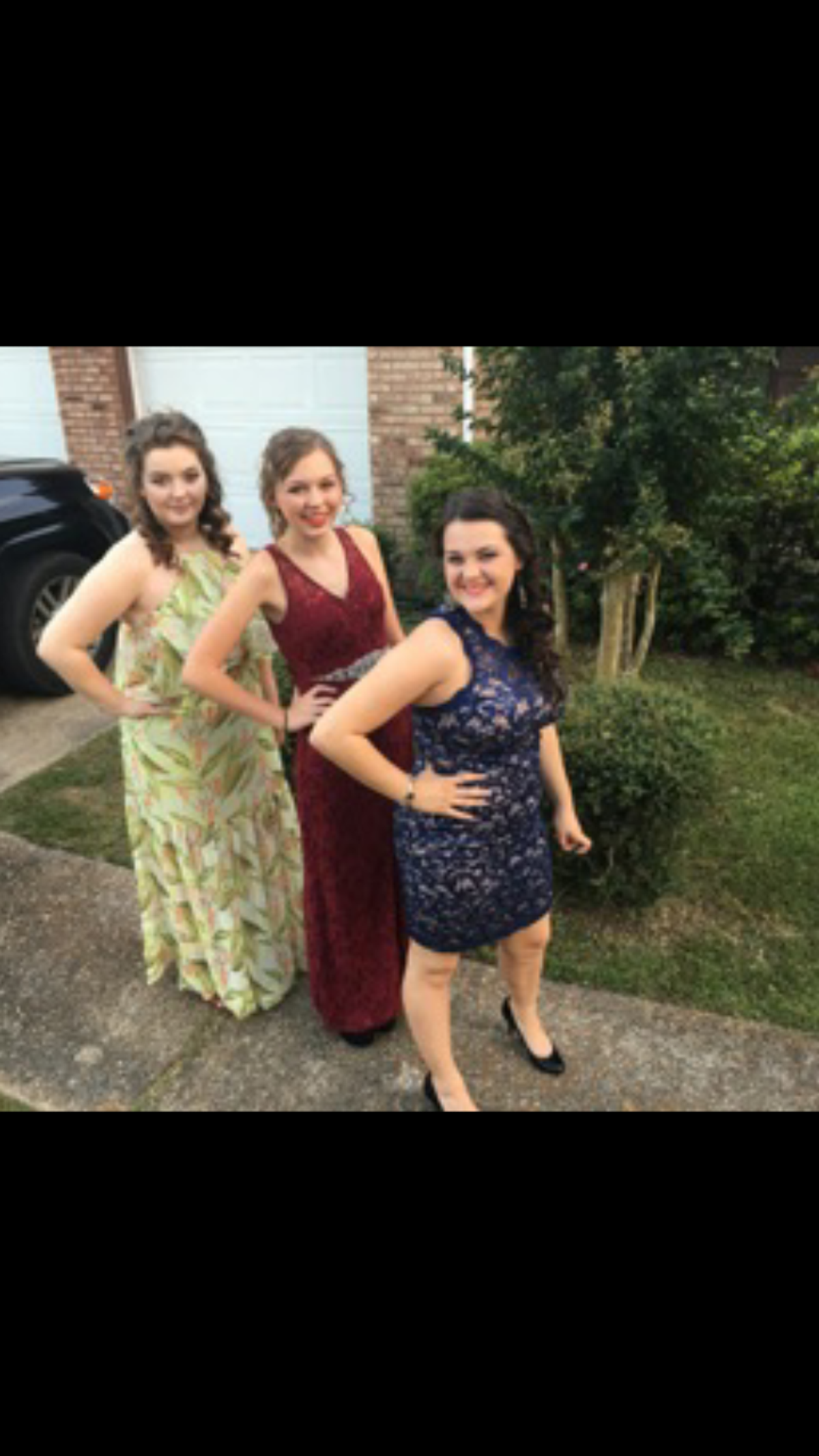 Underdressing At Homecoming