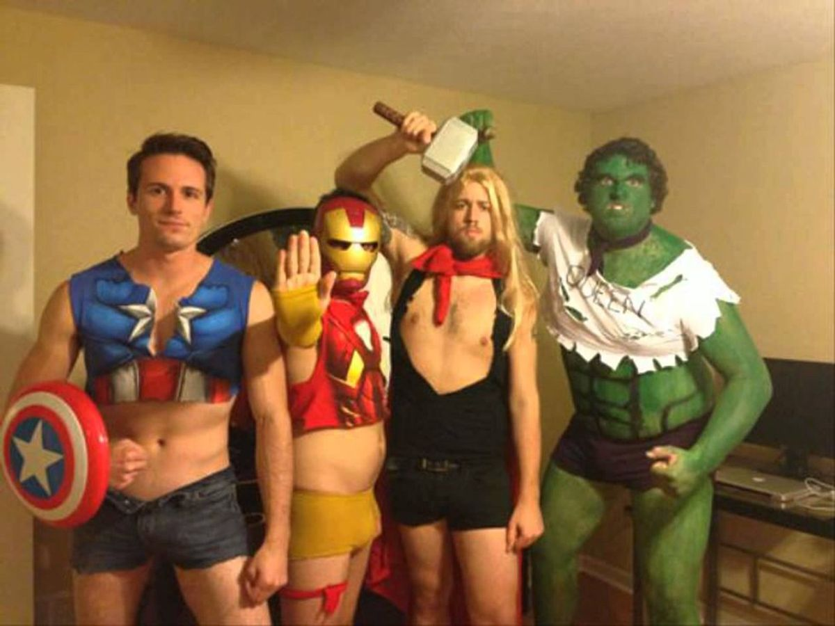 6 Sexy Halloween Costumes No One Asked For