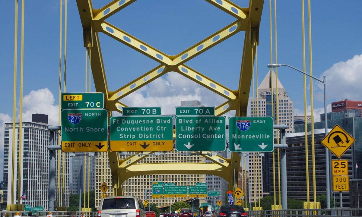 12 Signs You Are Not A Native Pittsburgher