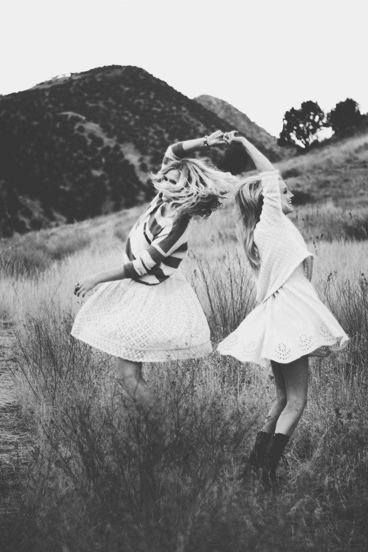 She Danced To Forget Him