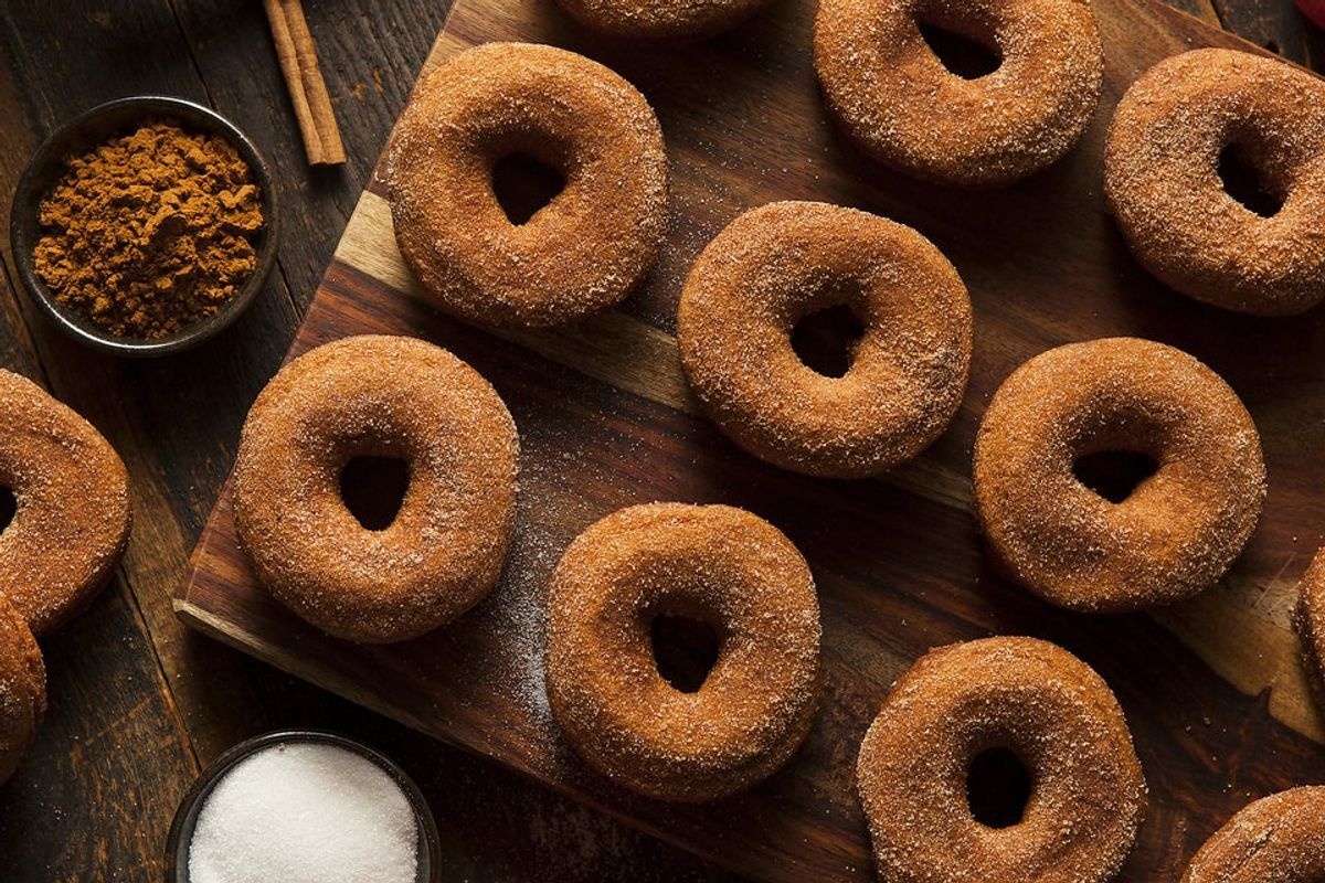 10 Healthy Fall Baking Hacks