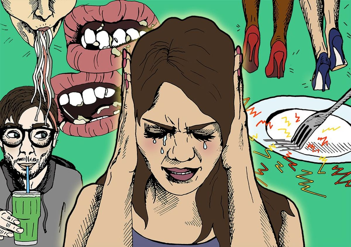 Misophonia: Do You Have It?