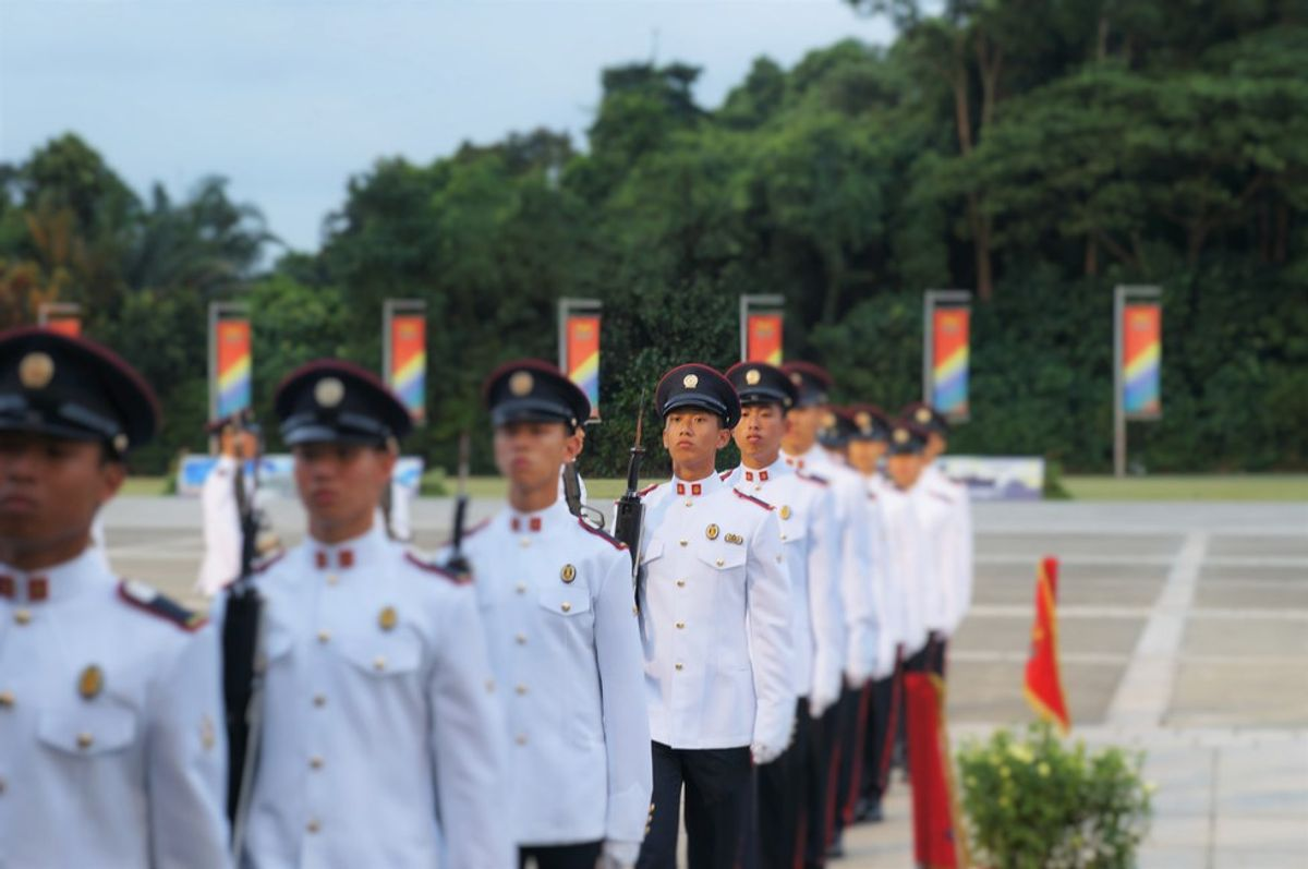 15 Things I Learned From My Time In Singapore And In The Military