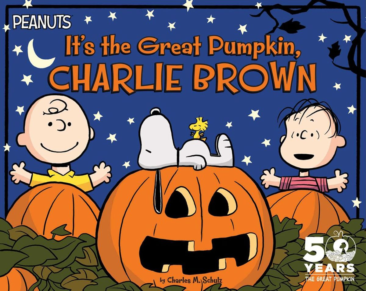 Why I Watch 'It's the Great Pumpkin, Charlie Brown'
