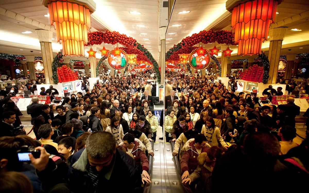 Is Black Friday Taking Over Thanksgiving?