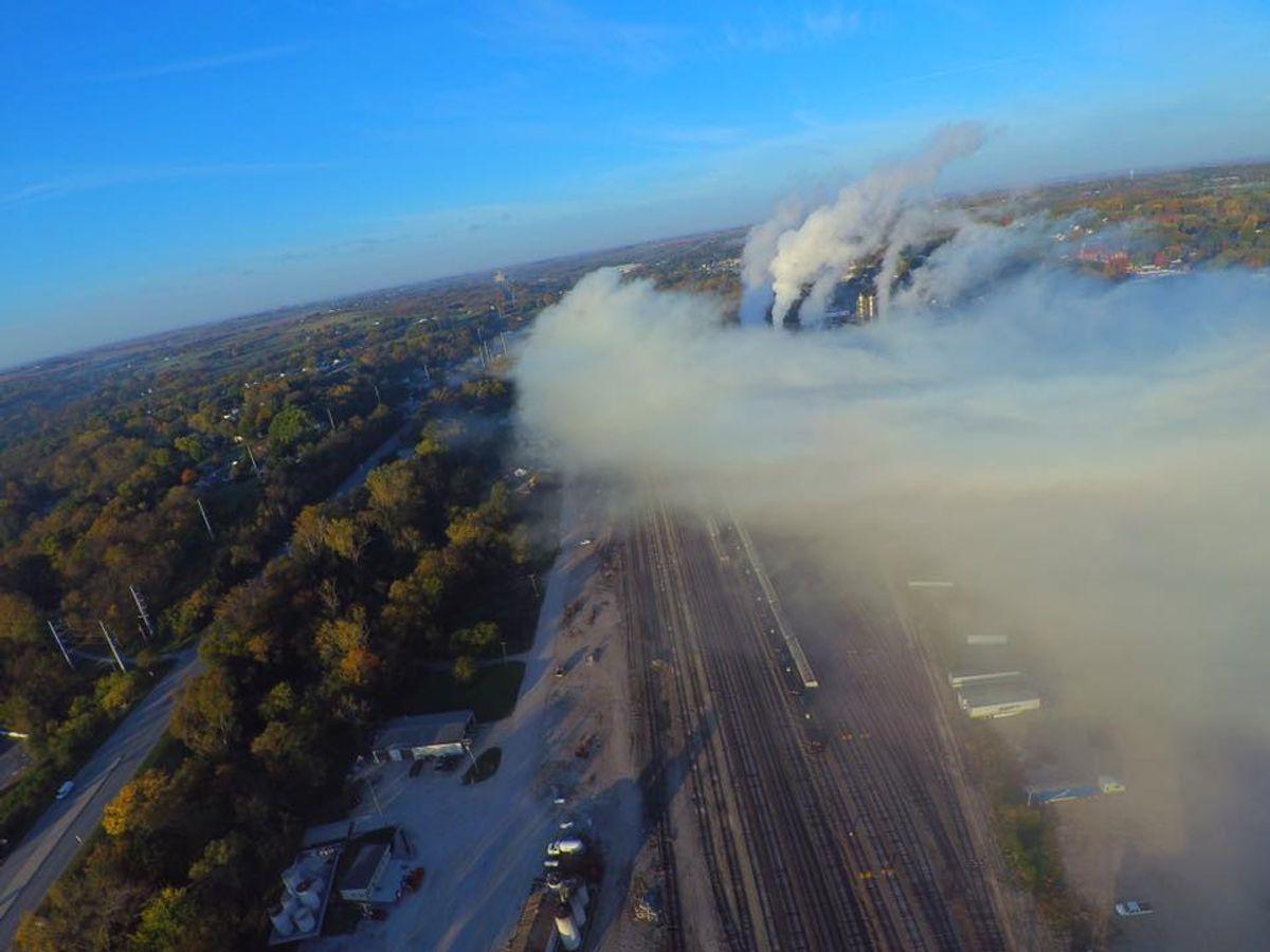 Gas Leak Causes Benedictine College Evacuation