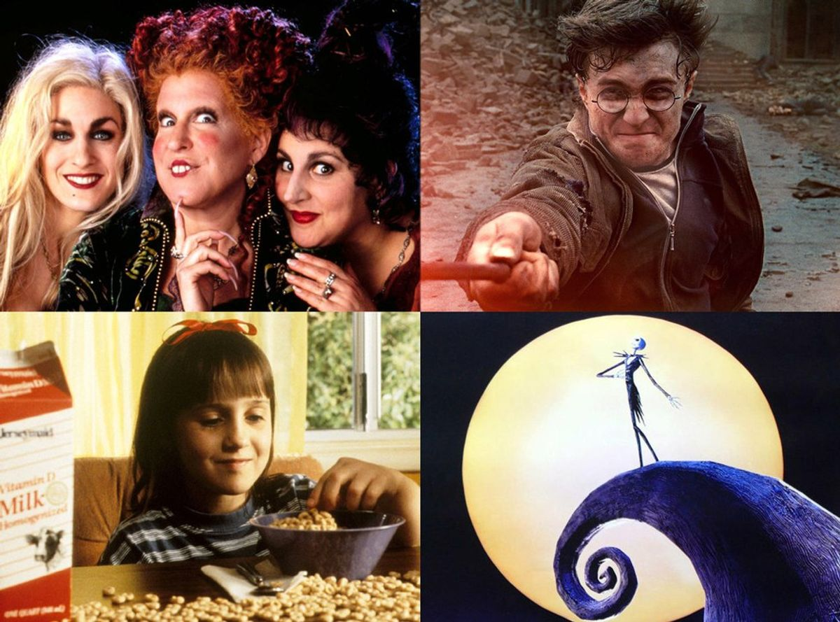The 4 Best Halloween Movies of All Time