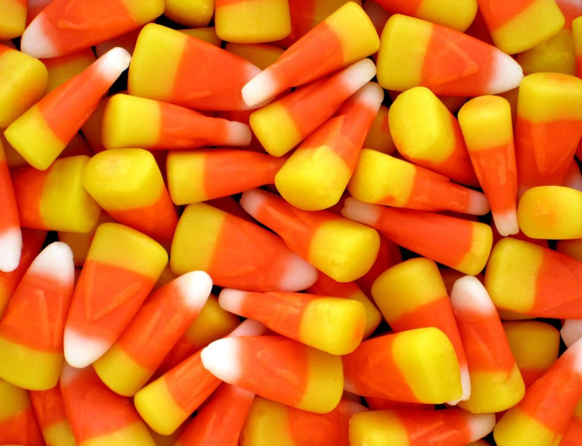 5 Reasons Why Candy Corn Sucks
