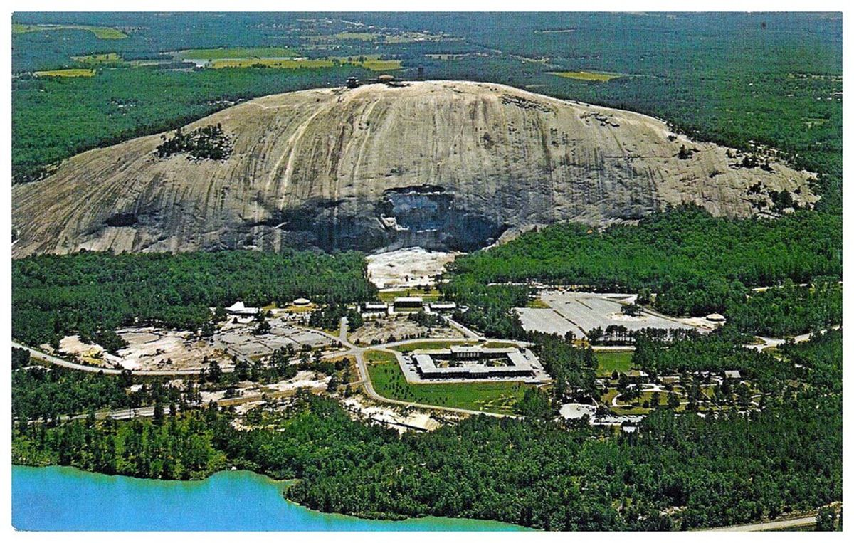 Stone Mountain Hike vs Lift