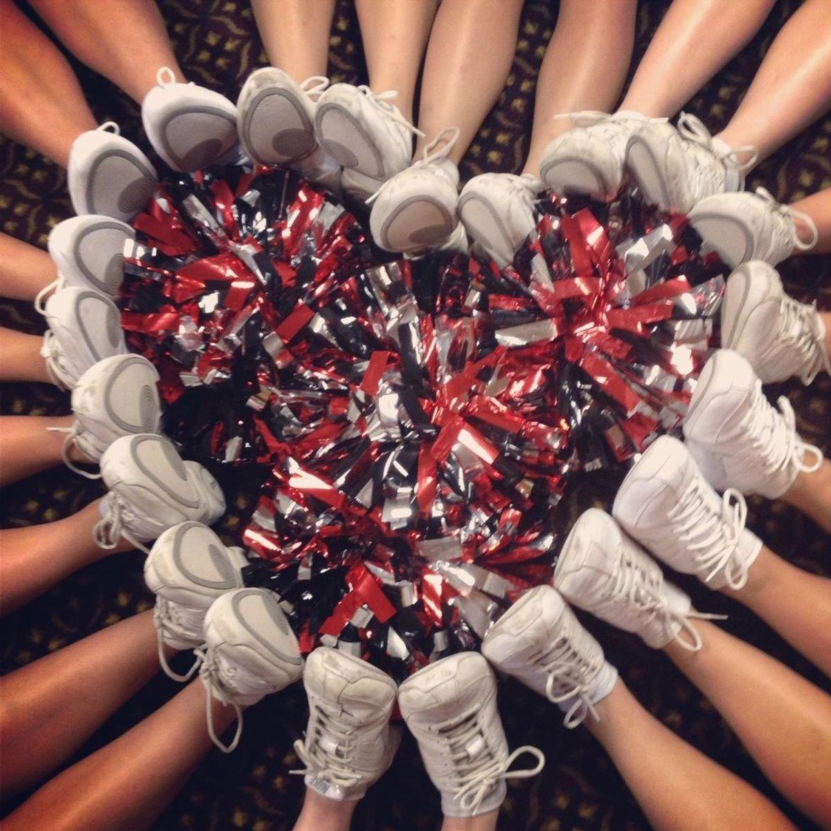How Cheerleading Made Me Confident