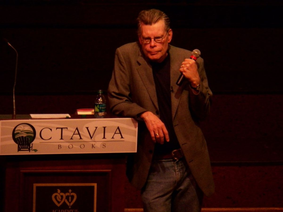 What Can Be Learned From Stephen King On Finding Inspiration