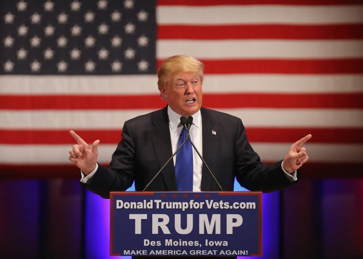 What Voting For Donald Trump Means