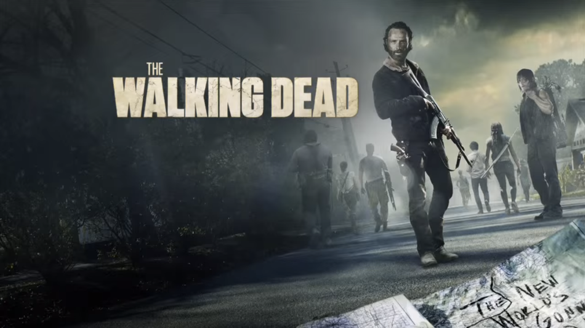 7 Reasons The Walking Dead Is A Brilliant Work Of Art