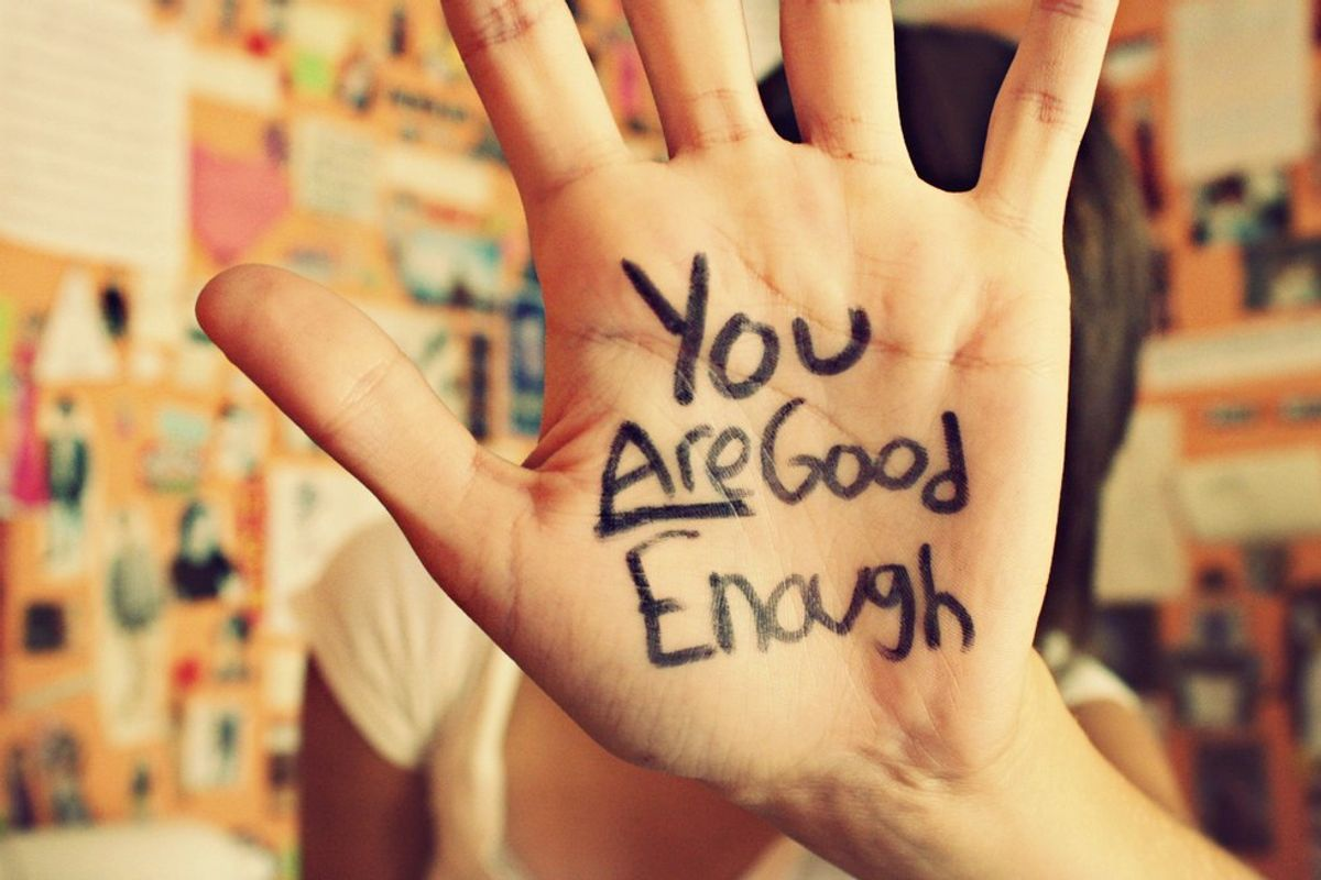 You Are Good Enough, I Promise