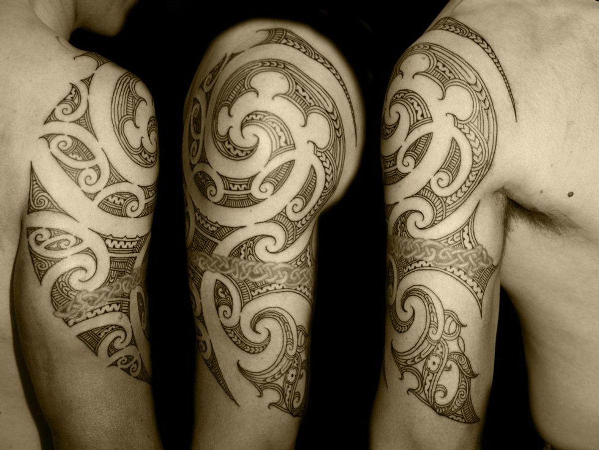 7 Things People With Tattoos Are Tired Of Hearing