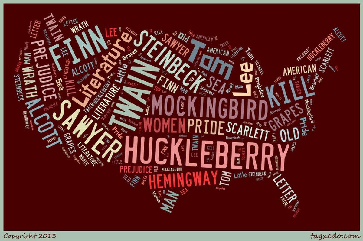 Top 10 American Novelists