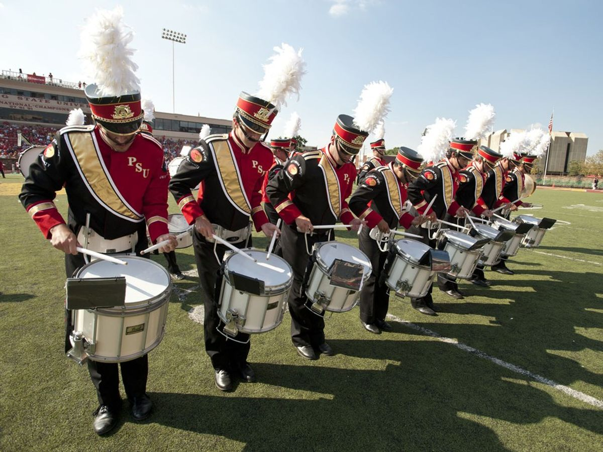 10 Things I Learned From Marching Band
