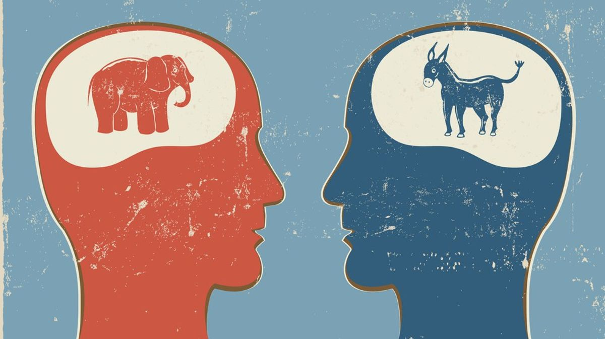 Why Are People Liberal Or Conservative?