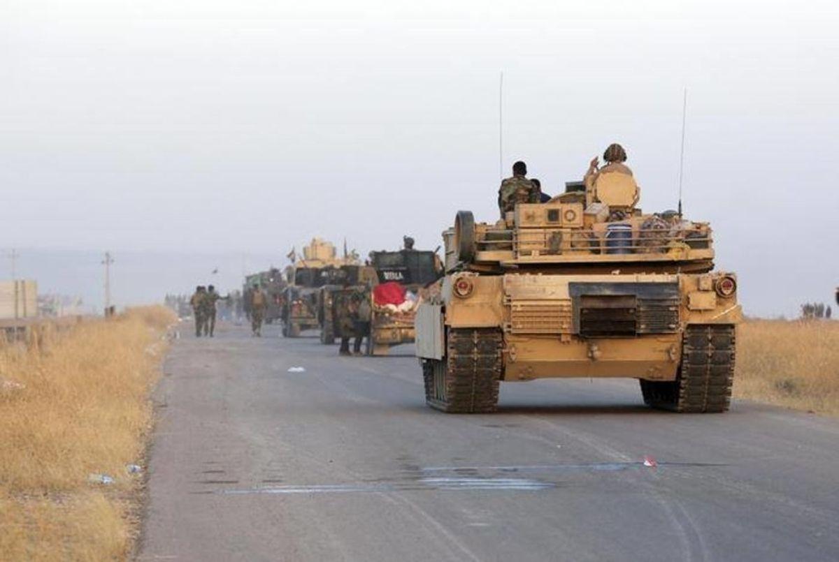 Iraq To Retake Mosul From ISIS Control