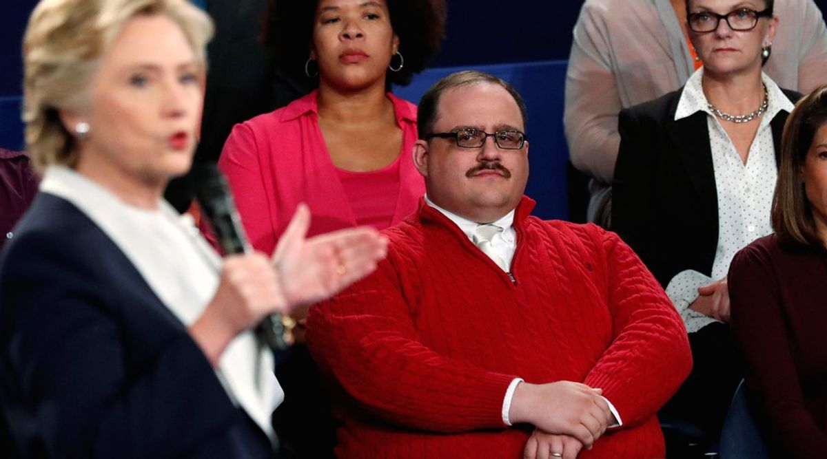 Ken Bone: The Election Phenomenon