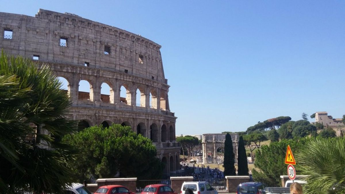 A Summer Abroad: Rome