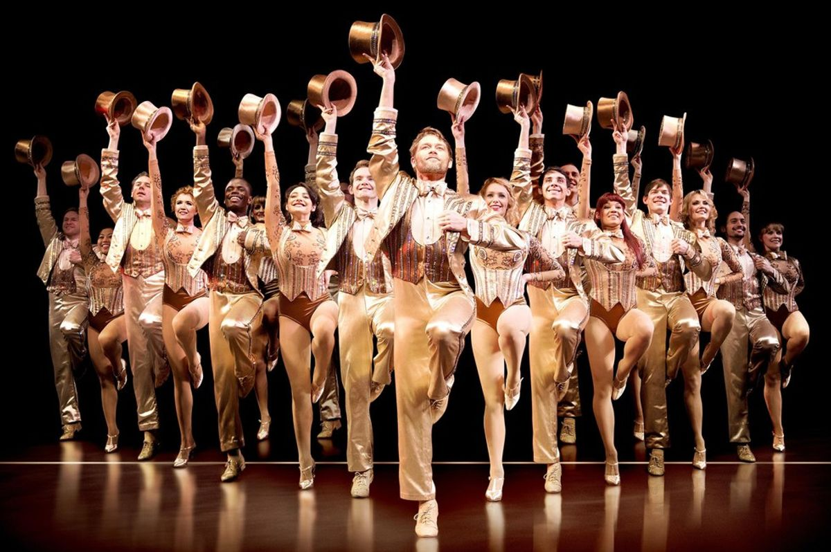 18 Broadway Songs That Will Make You Want To Choreograph Them