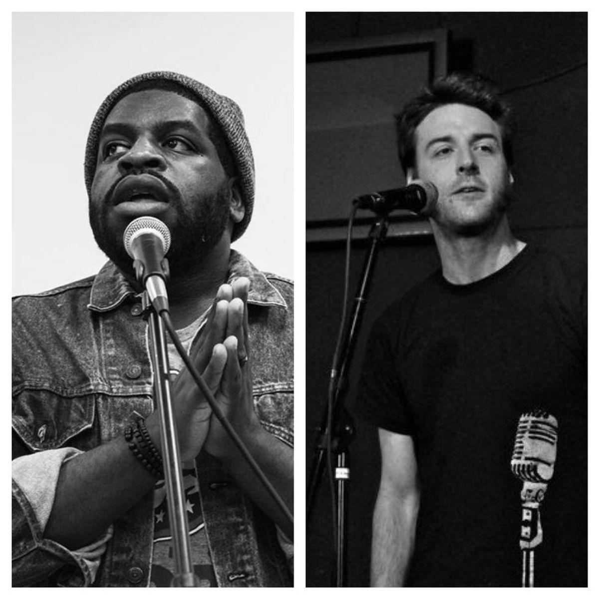 Poets Of The Week: Danny Strack And Hanif Willis-Abdurraqib