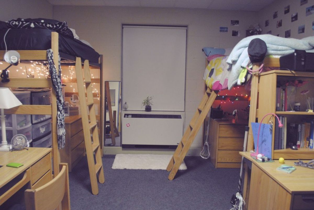 13 Thoughts We've All Had While Living In A Dorm